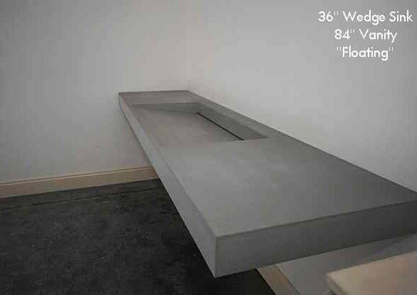 Concrete Sink 14