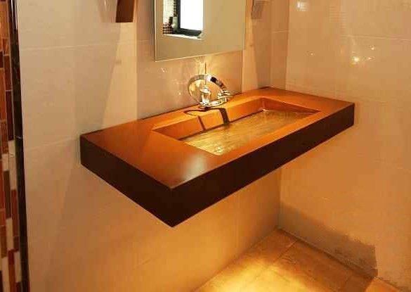 Concrete Sink Image 1