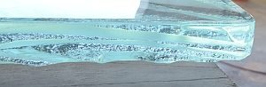 Glass Countertop Edge