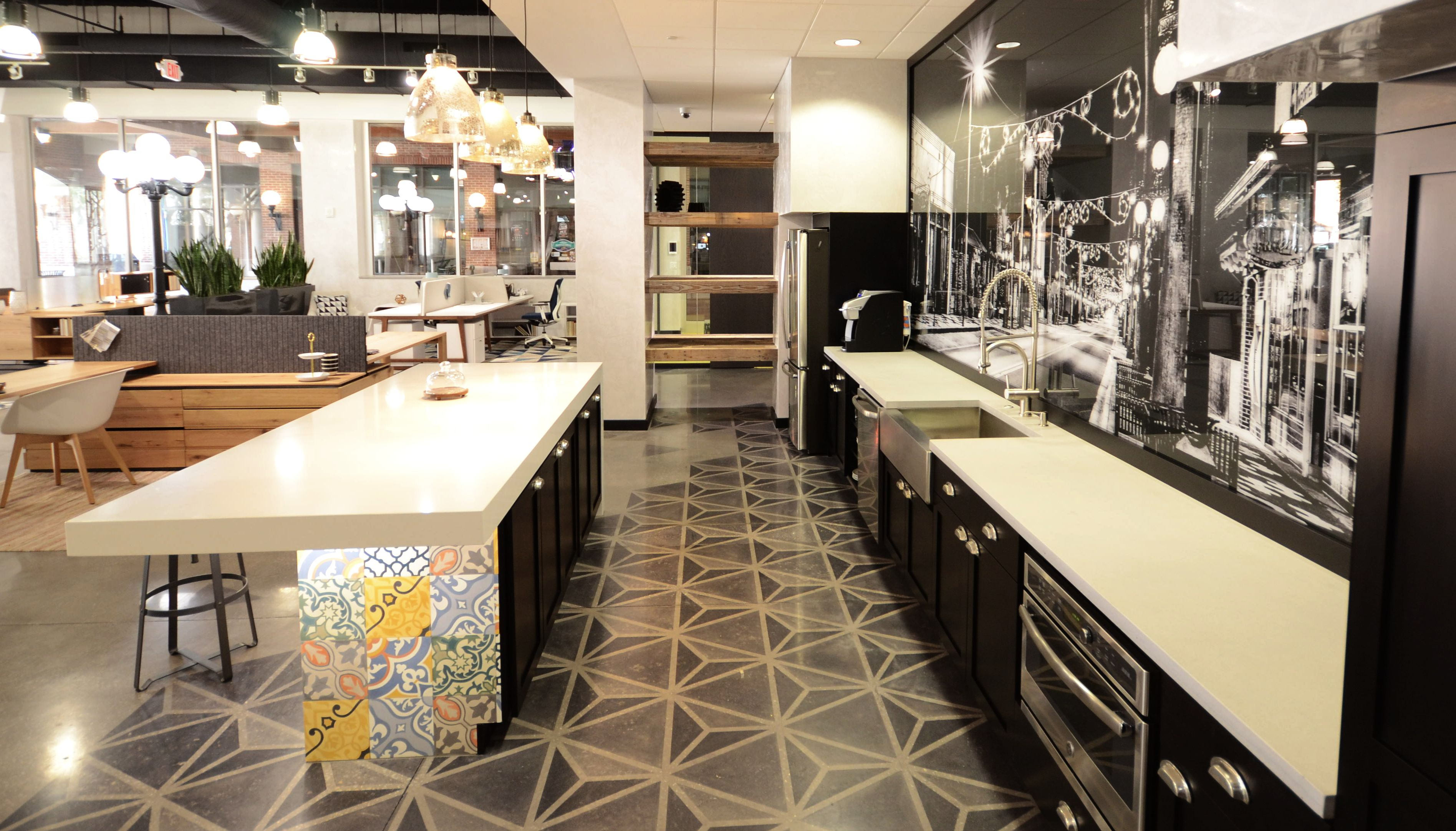 concrete countertops in tampa are the latest in kitchen design