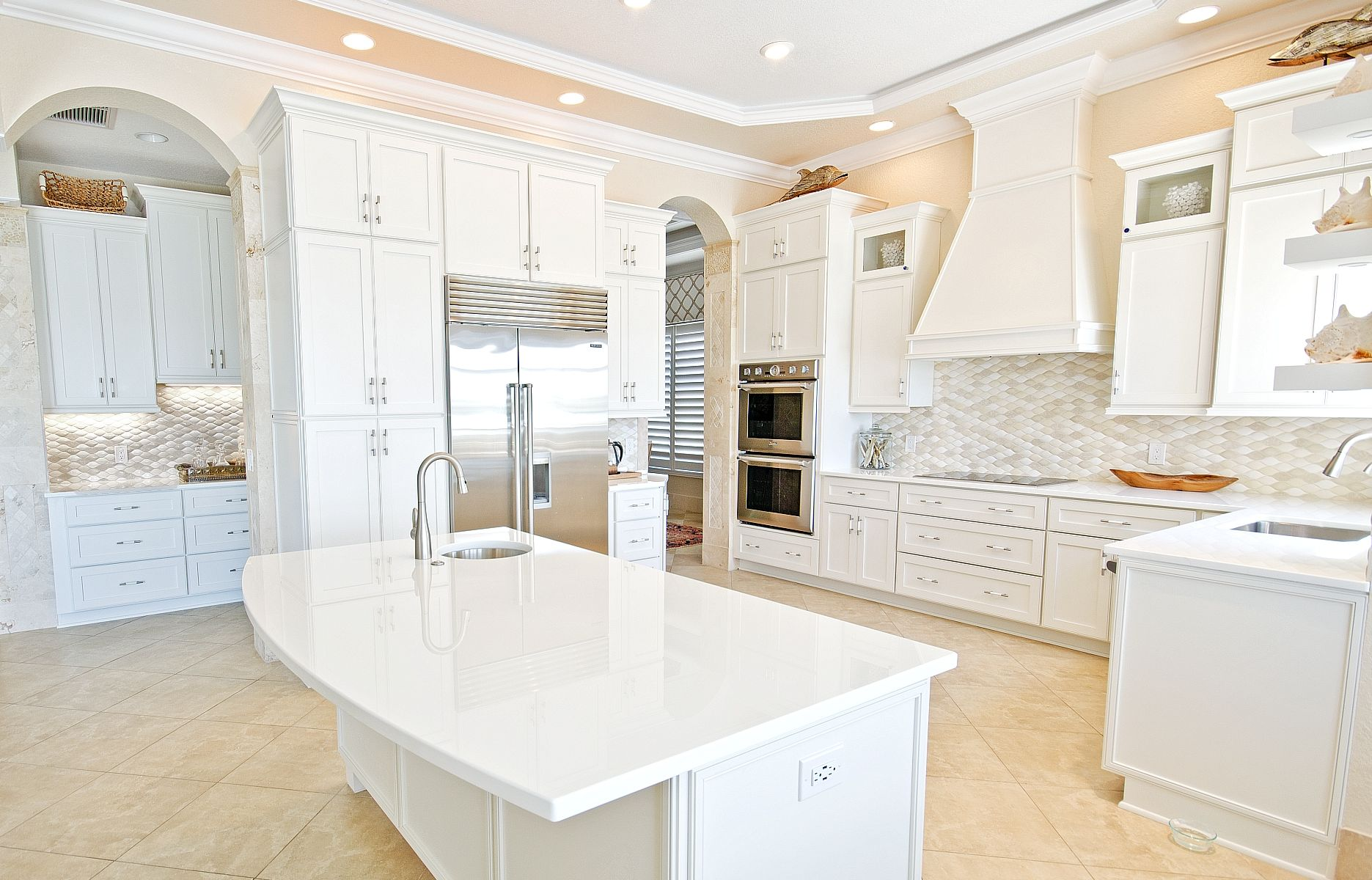 tips and tricks for small kitchen design in tampa
