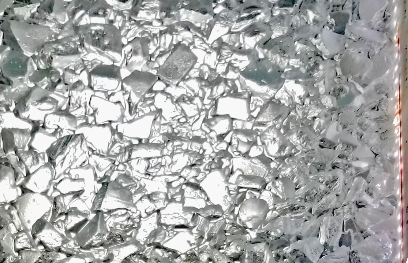 Lighting glass countertopswhich method is best downing for Textured glass panels
