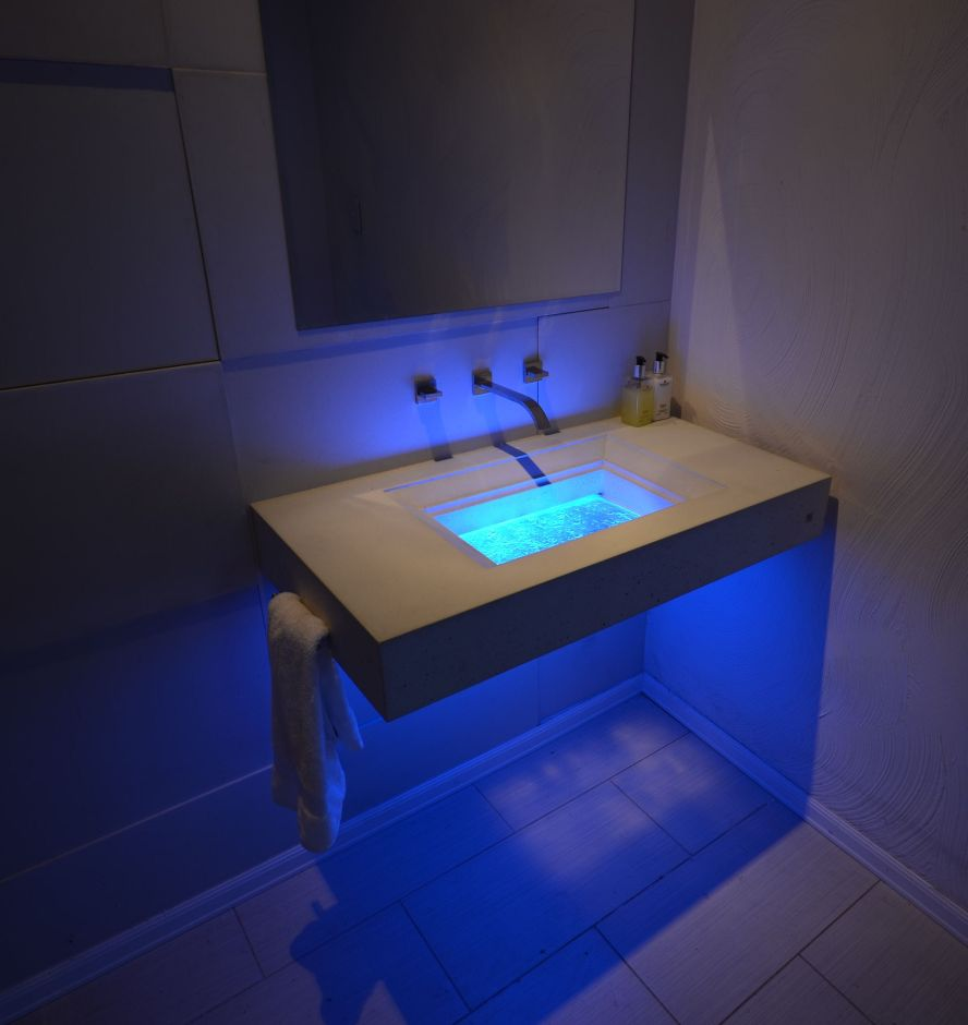 Glass Sinks – Downing Designs