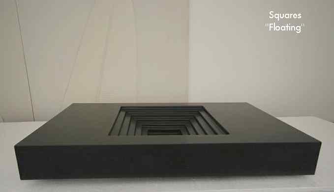 Custom Concrete Sink black color