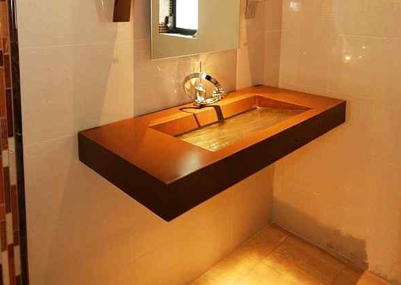 Concrete Sink Image 1