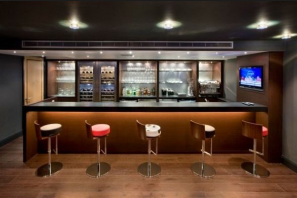 Create a Lounge Atmosphere at Your Home Bar – Downing Designs