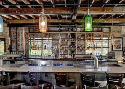 Ulele Restaurant Concrete Countertops