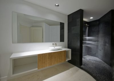 Floating Custom Bath Vanity