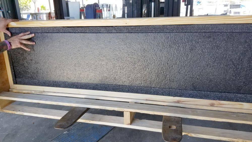 Crate Ship Glass Countertops