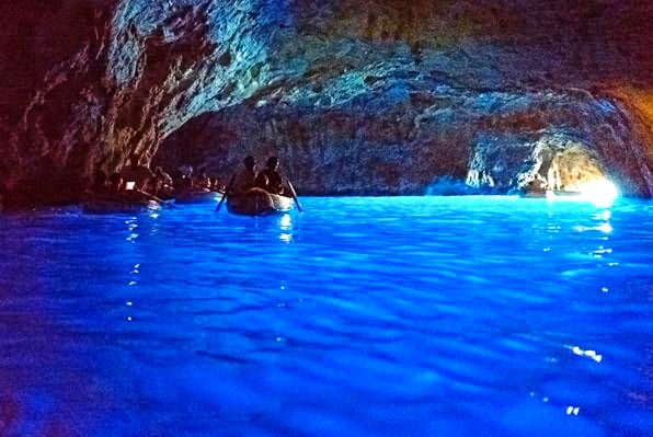 LED Glass Countertops similar to Blue Grotto